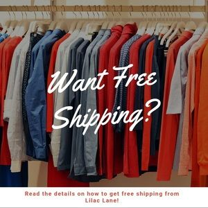 Click here to see how to score free shipping!